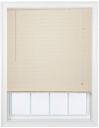 JCP HOME Cut-to-Width 1 Room-Darkening Horizontal Mini Blinds