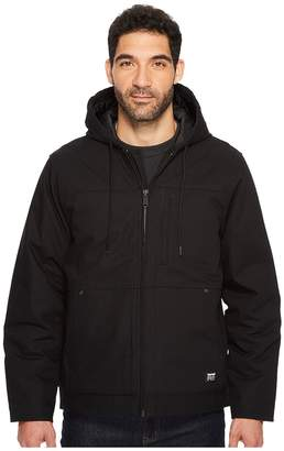 Timberland Baluster Insulated Hooded Work Jacket Men's Coat
