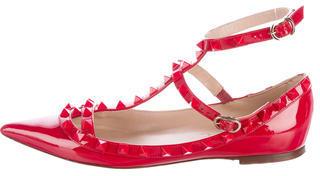 ValentinoValentino Rockstud Ballerina Flats