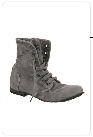OTBT Ashland Boots in Metal