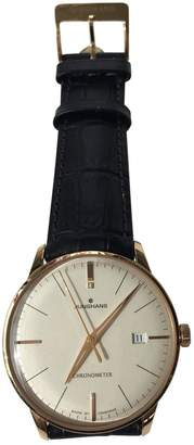 Junghans Gold Pink Gold Watch