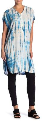 Johnny Was Tie-Dye Popover Tunic
