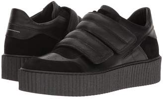 MM6 MAISON MARGIELA Two Band Platform Sneaker Women's Shoes