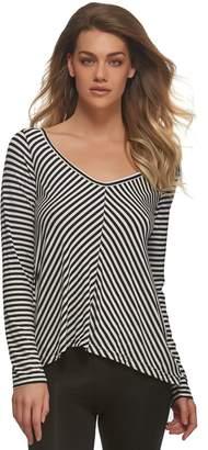 Jezebel Women's Miranda Striped Pajama Tee
