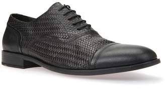 Geox Bryceton Textured Cap Toe Oxford (Men)