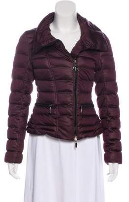 Moncler Melisse Zip-Up Coat