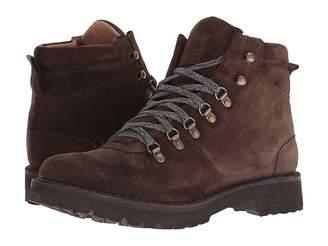 Eleventy Suede Hiker Boot
