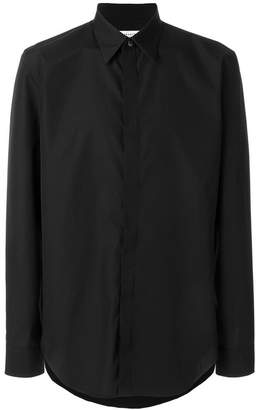 Maison Margiela classic fitted shirt