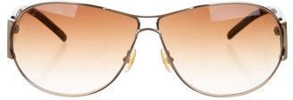 Saint LaurentYves Saint Laurent Gradient Aviator Sunglasses