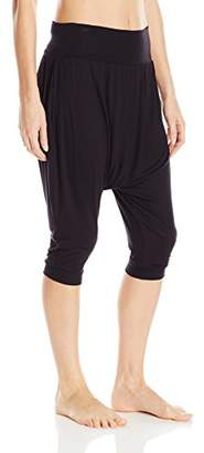 Gia Mia Dance Women's Harem Capri Pant Yoga Jazz Hip Hop Costume Performance Team