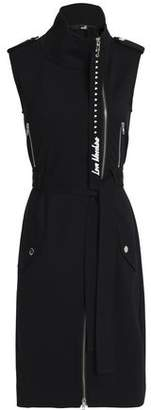 Love Moschino Stretch-Jersey Dress