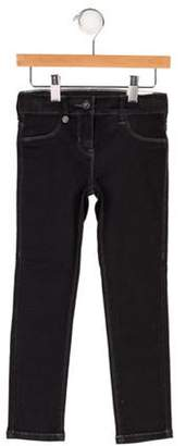 Eddie Pen Girls' Mid-Rise Skinny Jeans w/ Tags black Girls' Mid-Rise Skinny Jeans w/ Tags