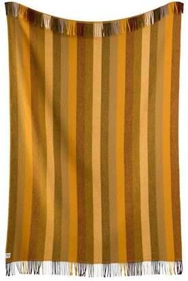 Roros Tweed Glamos Norwegian Wool Blanket