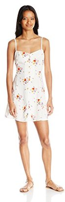 MOTEL Women's Ruby Floral-Print Dress $50 thestylecure.com