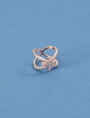 Lane Bryant Criss-Cross Ring