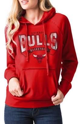 CHICAGO BULLS Women's NBA Pullover Hoodie
