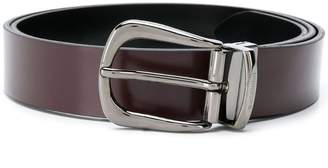 Baldinini silver buckle belt