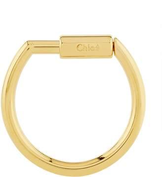 Chloé Alphabet Charm Hook for Drew Bag