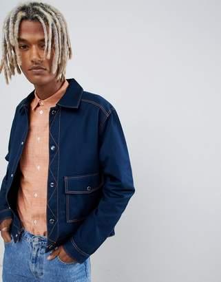 Weekday cobra western coach jacket