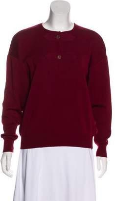 Salvatore Ferragamo Lightweight Knit Sweater