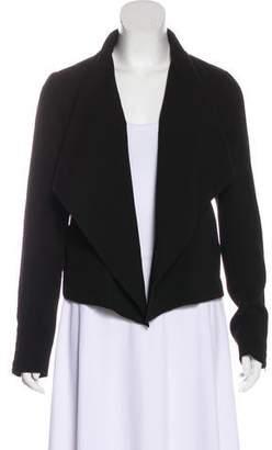 Diane von Furstenberg Olympia Open Front Jacket