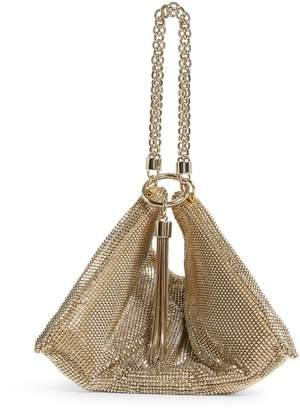 Jimmy Choo Chain Mail Callie Clutch Bag