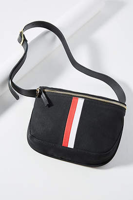 Clare Vivier Striped Belt Bag