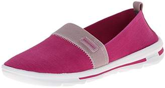 Rockport Women's XCS Rock On Air Comfort Slip-on Radiant Orchid Washable