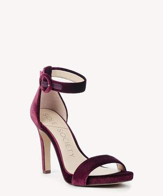 Sole Society Emelia Ankle Strap Sandal