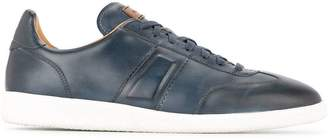 Magnanni flat lace-up sneakers