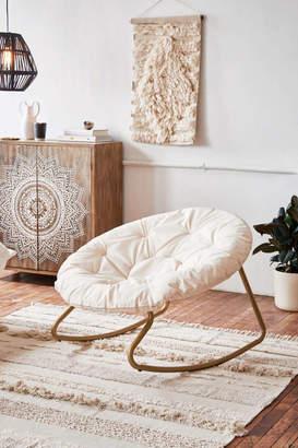 Rocking Papasan Chair