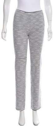 Missoni Pattern Knit Straight-Leg Leggings
