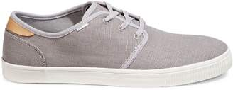 Toms Canvas Lace-Up Sneakers