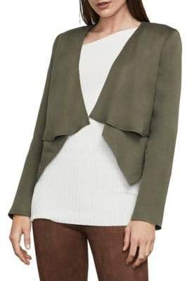 BCBGMAXAZRIA Ania Double-Layer Jacket