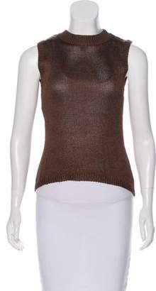 DKNY Sleeveless Knit Top