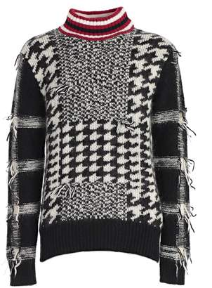 Tommy Hilfiger Houndstooth Sweater