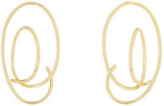 Jasmin Earrings Champagne Gold:Gold EA7080