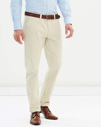 McQueen Feather Chino
