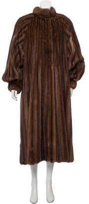 Fendi Longline Mink Coat