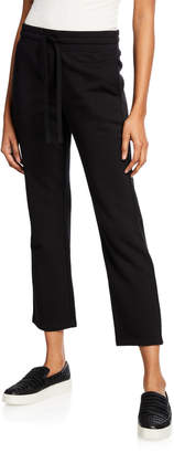 Vince Relaxed-Fit Cropped Sweatpants