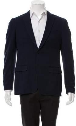 Salvatore Ferragamo Casual Two-Button Blazer