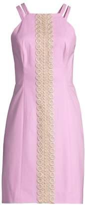 Lilly Pulitzer Pearl Lace Eyelet Sheath Dress