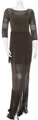Rachel Zoe Skye Fringe Dress