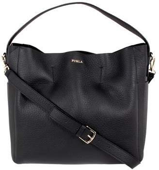 Furla Capriccio Ladies Medium Calfskin Leather Hobo Handbag 864945
