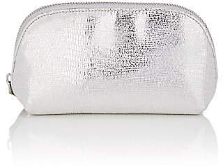Barneys New York WOMEN'S METALLIC COSMETIC CASE