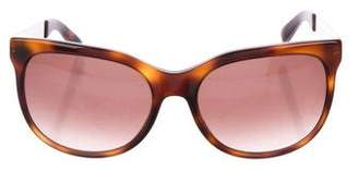 Marc by Marc Jacobs Tortoiseshell Cat-Eye Sunglasses