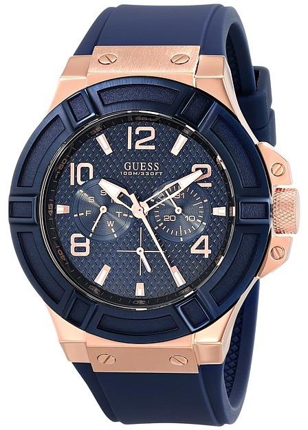 GUESS U0247G3 Rigor Standout Sport Casual Watch