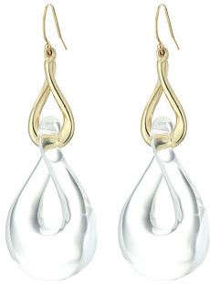 Alexis Bittar Alexis Bittar Infinity Link Wire Earrings