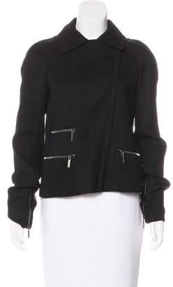 Pringle Zip-Up Wool Jacket w/ Tags