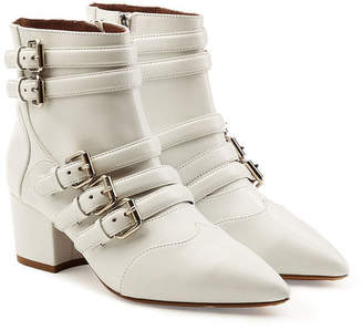 Tabitha Simmons Christy Leather Ankle Boots